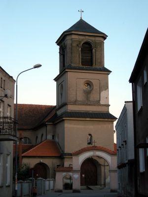 Kościół pw. św. Mikołaja w Mroczy
