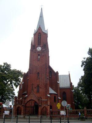 Kościół pw. św. Mikołaja w Wałczu