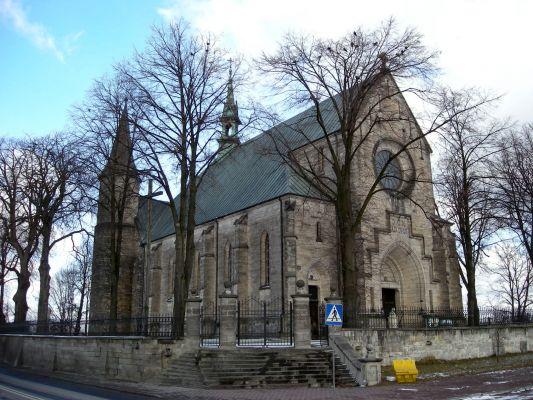 Kościół pw. św. Mikołaja w Żarnowie