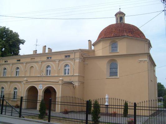 Kościół pw. Zwiastowania NMP w Łabiszynie