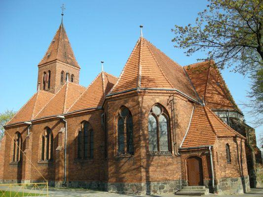 Kościół św. Apostołów Szymona i Judy Tadeusza w Wąbrzeźnie
