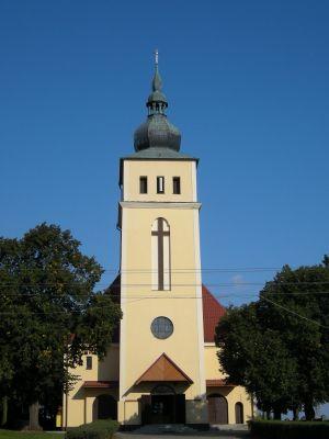 Kościół w Białośliwiu