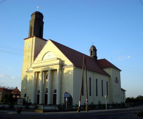 Kościół w Gołańczy