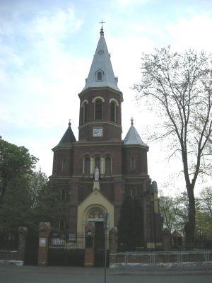 Kościół w Lubieniu Kujawskim