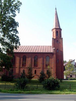 Kościół w Szydłowie
