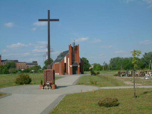 Cmentarz przy ul. Armii Poznań w Luboniu