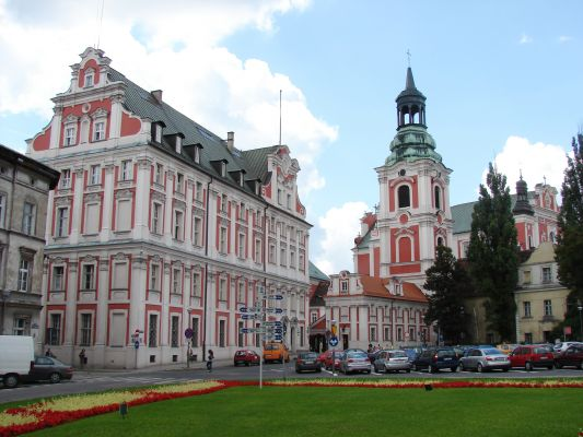 Kompleks jezuicki w Poznaniu
