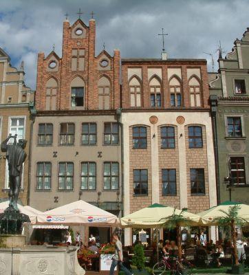 Poznań - Stary Rynek 50 i 51