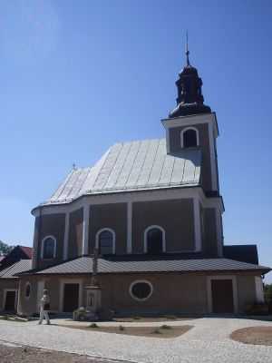 Maria Śnieżna – sanktuarium maryjne, górski kościół z XVIII w., pod szczytem góry Igliczna w Masywie Śnieżnika