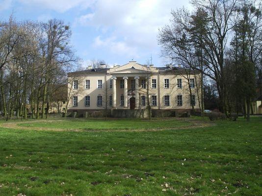 Pałac w Szelejewie