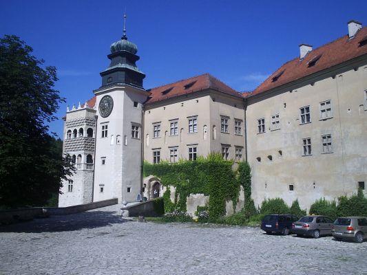 Zamek Pieskowa Skała - Ojcowski Park Narodowy