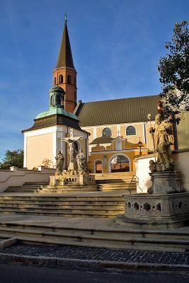 Grodowiec - kościół p.w. św. Jana Chrzciciela
