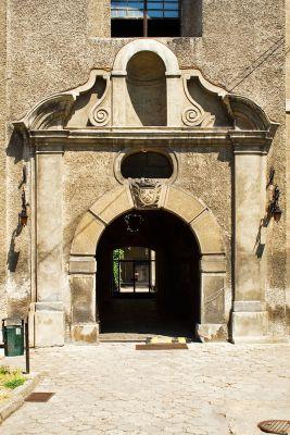 Kożuchów - zamek