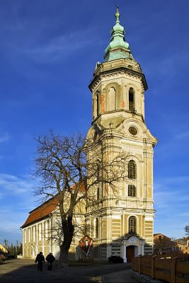 Nowe Miasteczko - kościół Opatrzności Bożej, dawny zbór ewangelicki