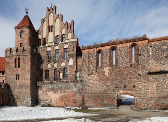 Dwór Mieszczański (dwór letni Bractwa Św. Jerzego), baszta Wartownia