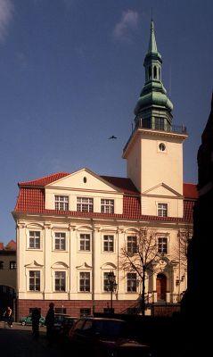 Grudziądz, dawne kolegium jezuitów, obecnie Urząd Miejski