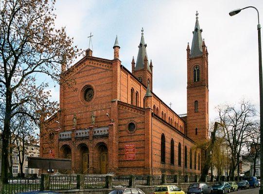 Kościół pw. Trójcy Św w Kwidzynie