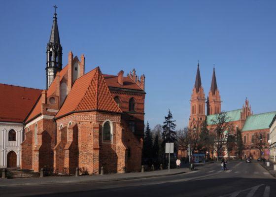 Kościół św. Witalisa i Katedra we Włocławku