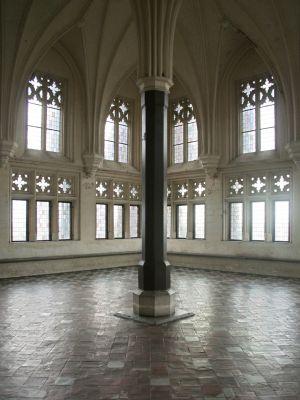 Malbork, Zamek Średni, Letni Refektarz w Pałacu Wielkich Mistrzów