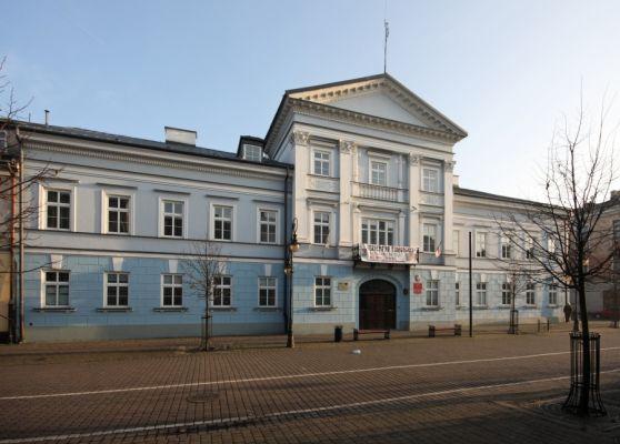 Włocławek, gmach dawnego starostwa przy ul. 3 Maja 17