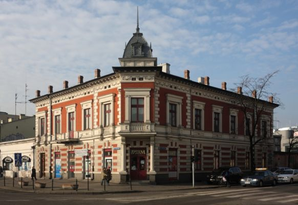 Włocławek - Pałac Mühsama