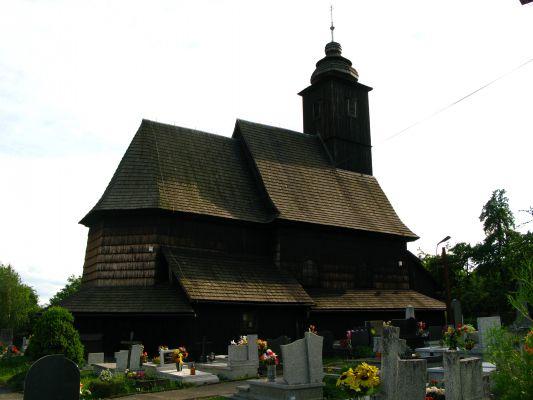 Kościół św. Wawrzyńca w Bielowicku