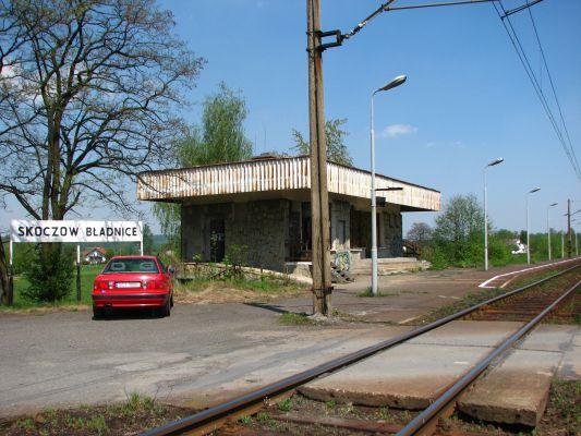 Przystanek kolejowy Skoczów Bładnice