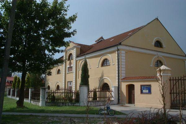 Stary spichlerz, obecnie Muzeum Historyczne Miasta Tarnobrzega