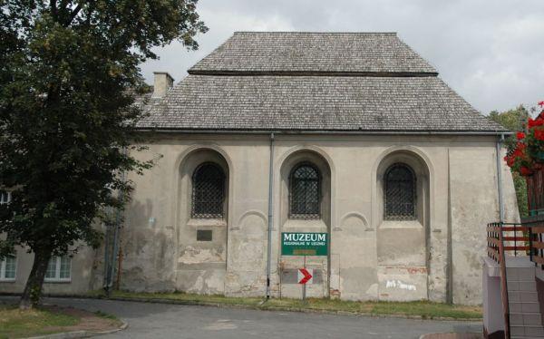 Synagoga w Łęcznej