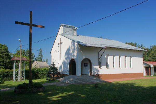 Kościół Miłosierdzia Bożego w Sasinie
