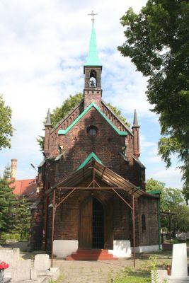 Kościół św. Małgorzaty w Bytomiu.