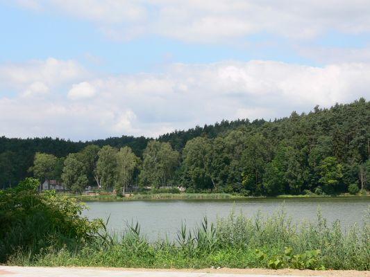 Kalisz Pomorski - Jezioro Młyńskie
