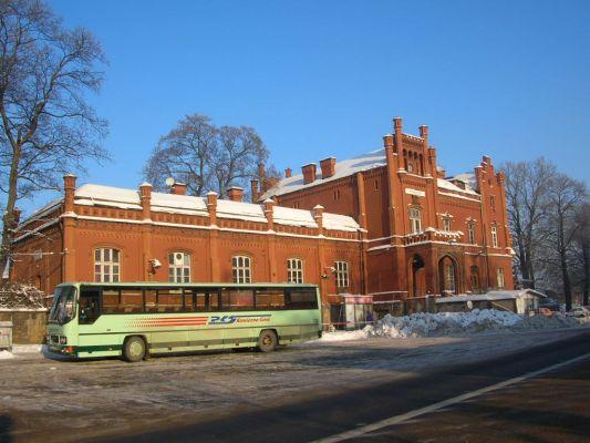 Kamienna Góra - Dworzec PKP