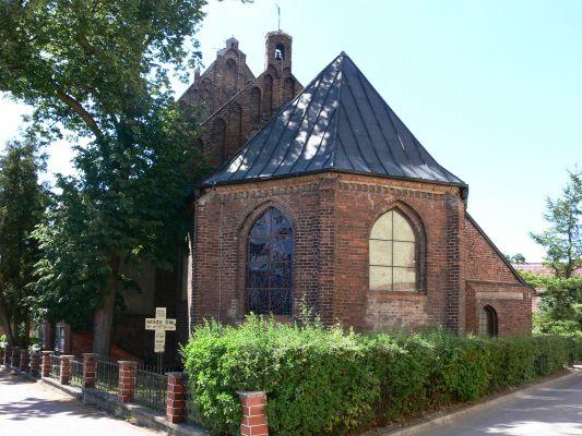 Kościół św. Michała Archanioła w Karlinie