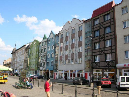 Stary Rynek w Gorzowie Wielkopolskim
