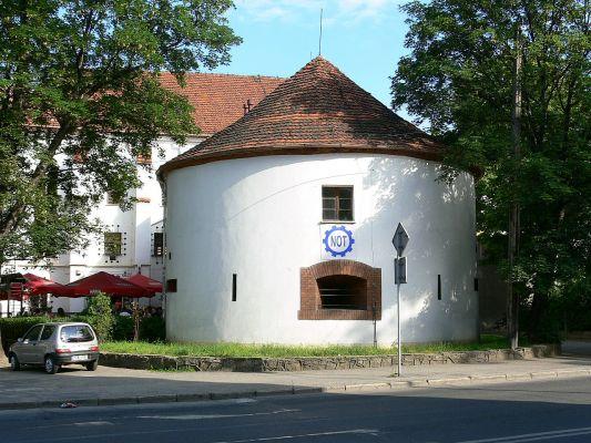 Świdnica - Baszta Strzegomska