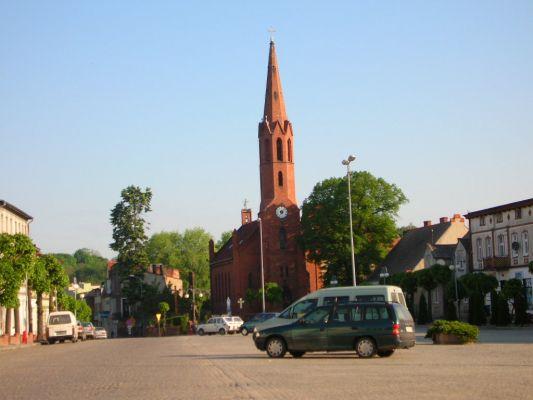 Wyrzysk - Kościół Św.Marcina