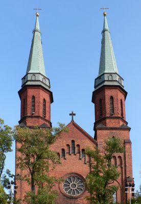 Kościół pw. św. Kazimierza w Pruszkowie