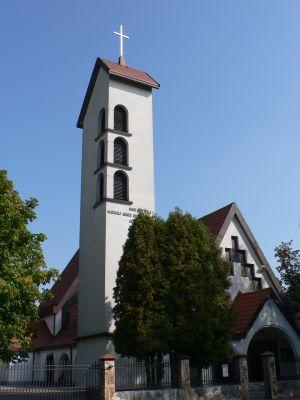 Kościół Wniebowzięcia NMP w Michałowicach