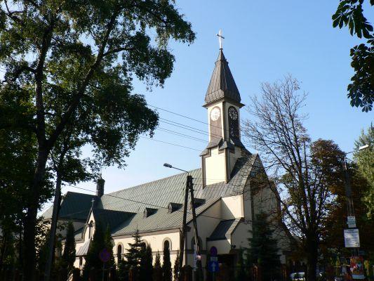 Piastow, kościół pw. Matki Bożej Częstochowskiej