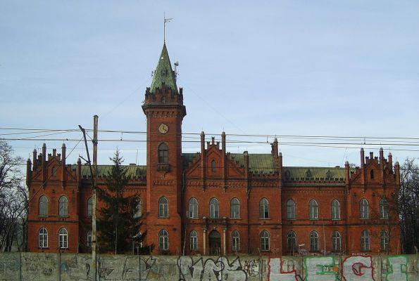 Zakłady Naprawy Taboru Kolejowego w Pruszkowie