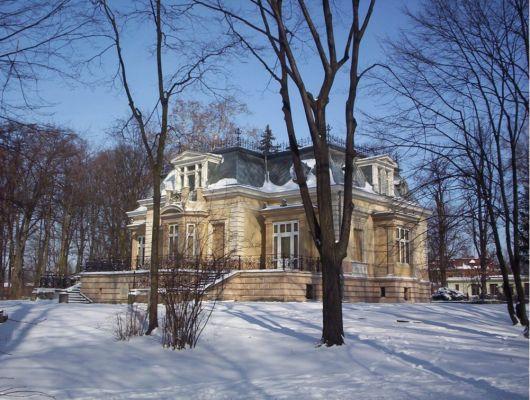 Pałacyk reprezentacyjny Karola Dittricha w Żyrardowie