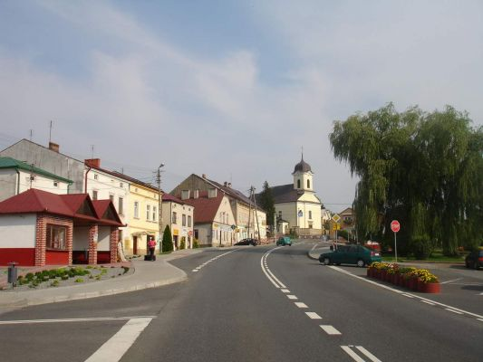 Centrum Brzostka