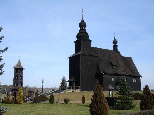 Kościół w Gwoździanach