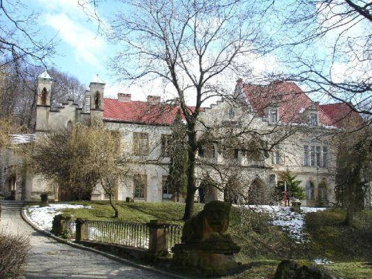 Pałac Frankiewiczów w Młoszowej