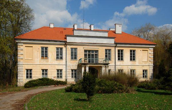 Pałac w Podzamczu
