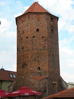 Brodnica - Wieża Mazurska