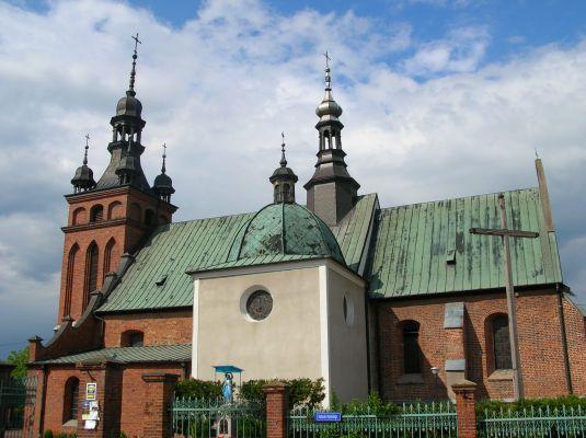 Kościół Podwyższenia Krzyża Świętego w Zwoleniu