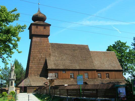 Kościół pw. św. Jakuba Starszego Apostoła we wsi Wisła Mała (1775)