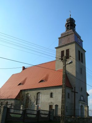 Kościół pw. św. Jana Chrzciciela w Wójcinie